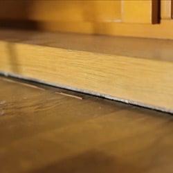 Painuvat lattiat